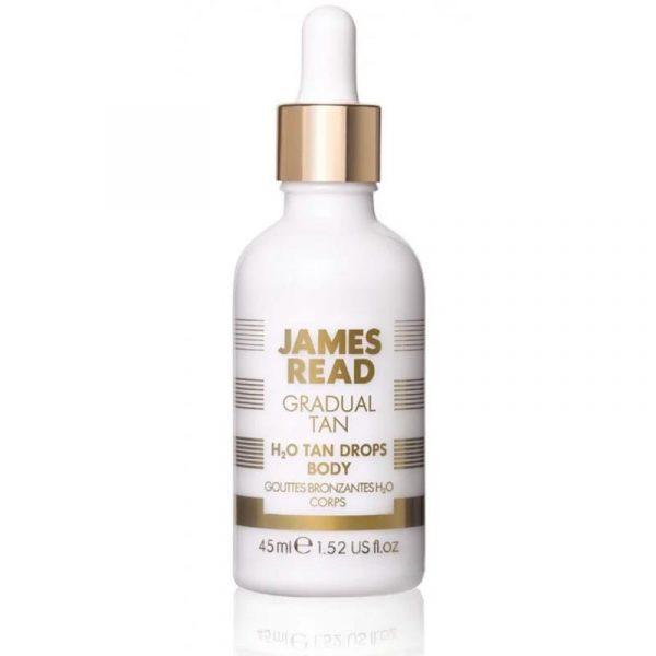 James Read Капли-концентрат для лица - освежающее сияние